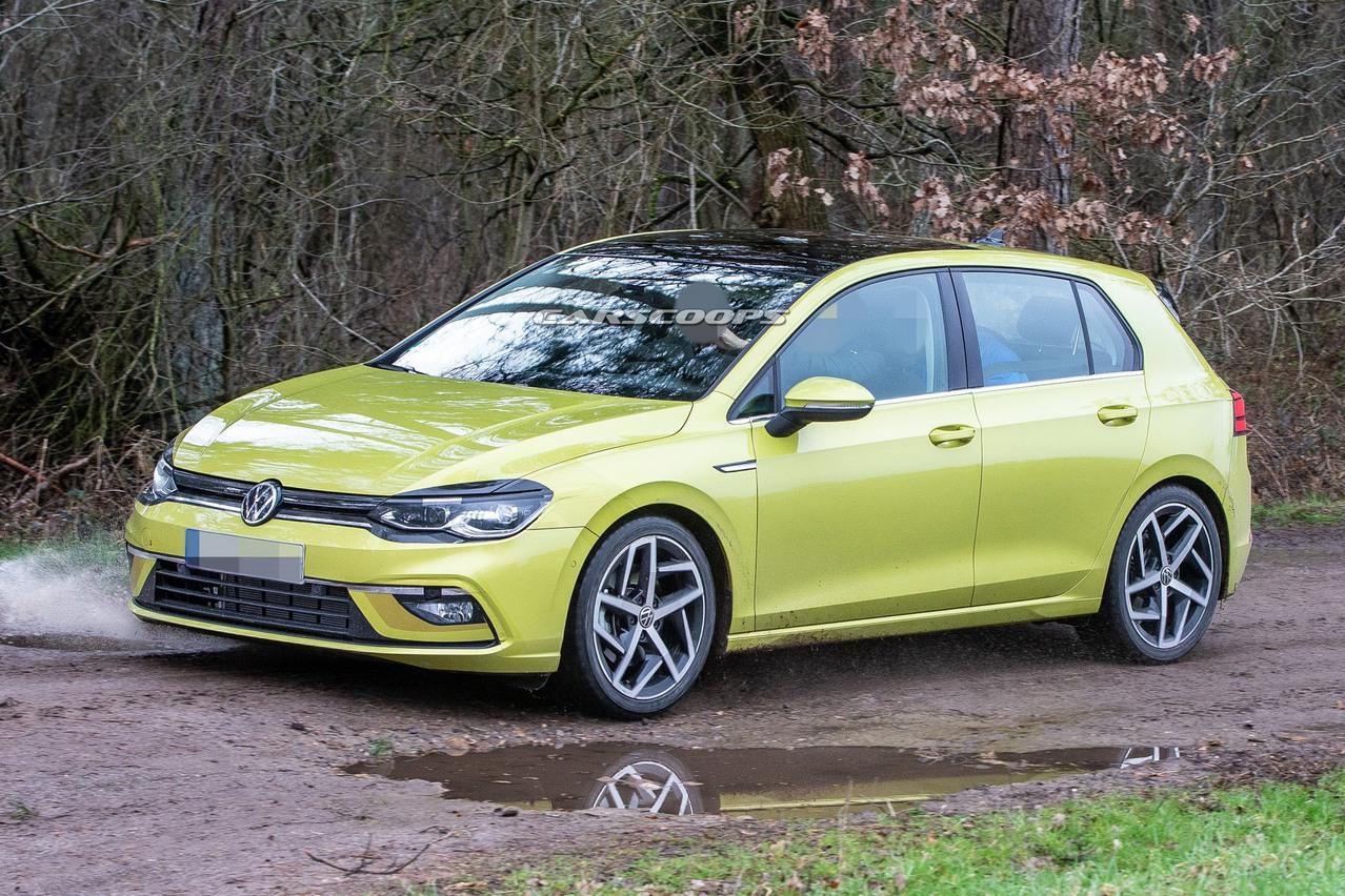 終於要來了 第八代Volkswagen Golf將於10/24日發表!