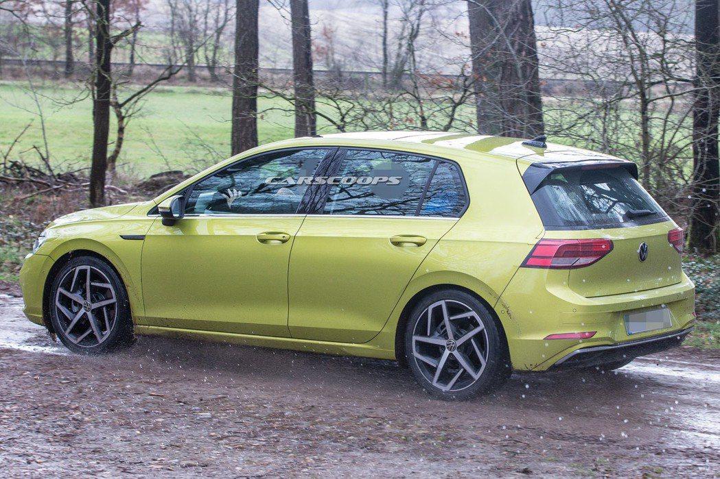 第八代Volkswagen Golf即將在10/24正式發表。 摘自Carsco...