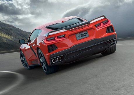 影/2020 Corvette Stingray試駕影片!只有聲浪不講評!