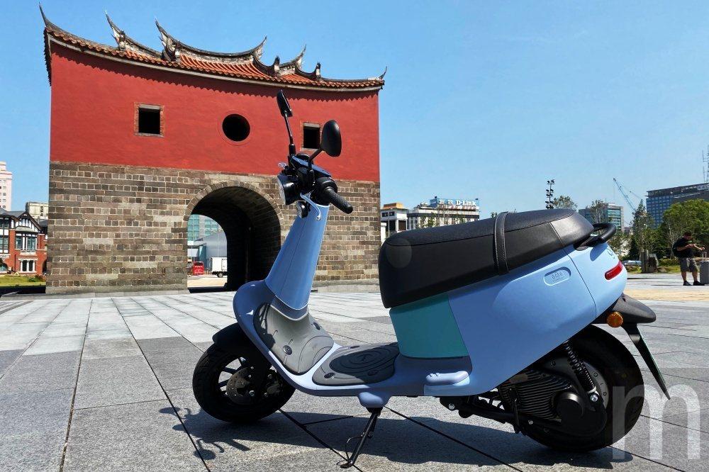騎乘動力等同50cc燃油車的Gogoro VIVA