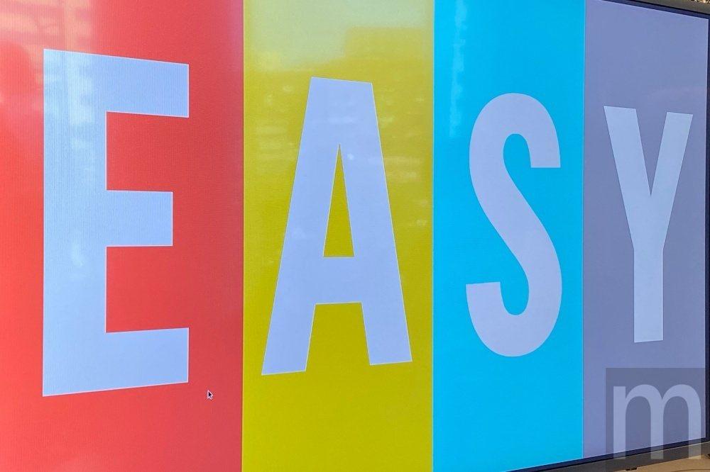 Gogoro VIVA設計,簡單說起來就是「EASY」,其中「E」代表Elega...