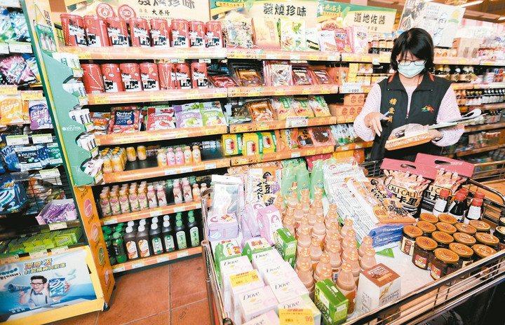 衛福部食藥署針對市售日本食品稽查輻射量,結果顯示均符合我國標準。本報資料照片