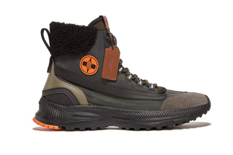 COACH X Michael B. Jordan球鞋,售價16,800元。圖/...