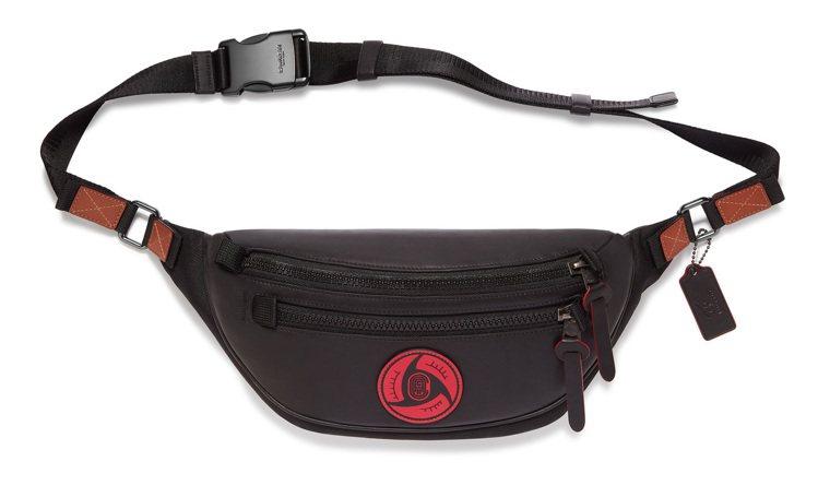 COACH X Michael B. Jordan腰包,售價14,800元。圖/...