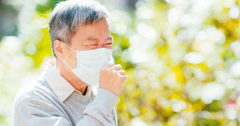 早期介入慢性阻塞性肺病治療,有機會好轉。 圖/123RF