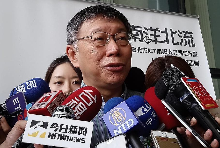 陳淞山指出,親民黨與柯文哲之間,目前是柯有求於宋。記者高宇震/攝影