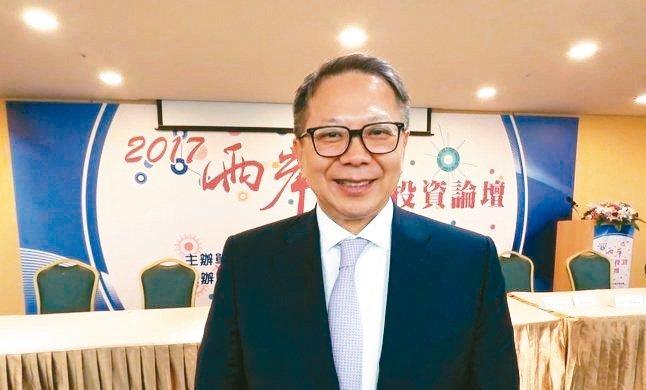 北京台協會長章啟正 (網路照片)