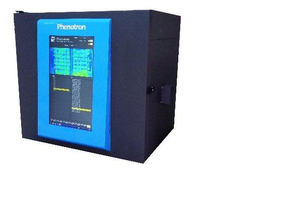 台灣海博特將展示全球第一台環控型植物活體3D多光譜影像分析儀Phenotron ...