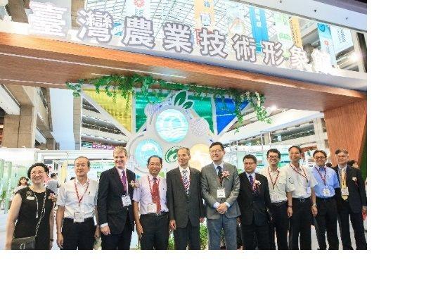 台灣種苗館今年再度重磅回歸本屆亞太區農業技術展 博聞台灣/提供