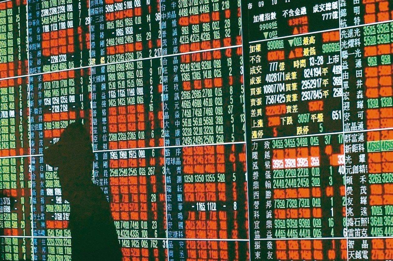 法人預期台股10月將呈現區間震盪。 圖/聯合報系資料照片