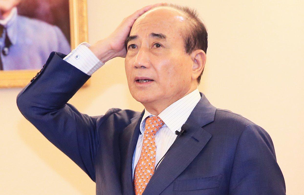 立法院前院長王金平有意爭取親民黨提名參選總統。圖/聯合報系資料照片