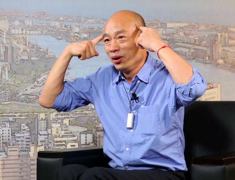 知名媒體人趙少康認為,韓國瑜與其靠副手拉高支持度,不如找回原本支持、現在不支持他...