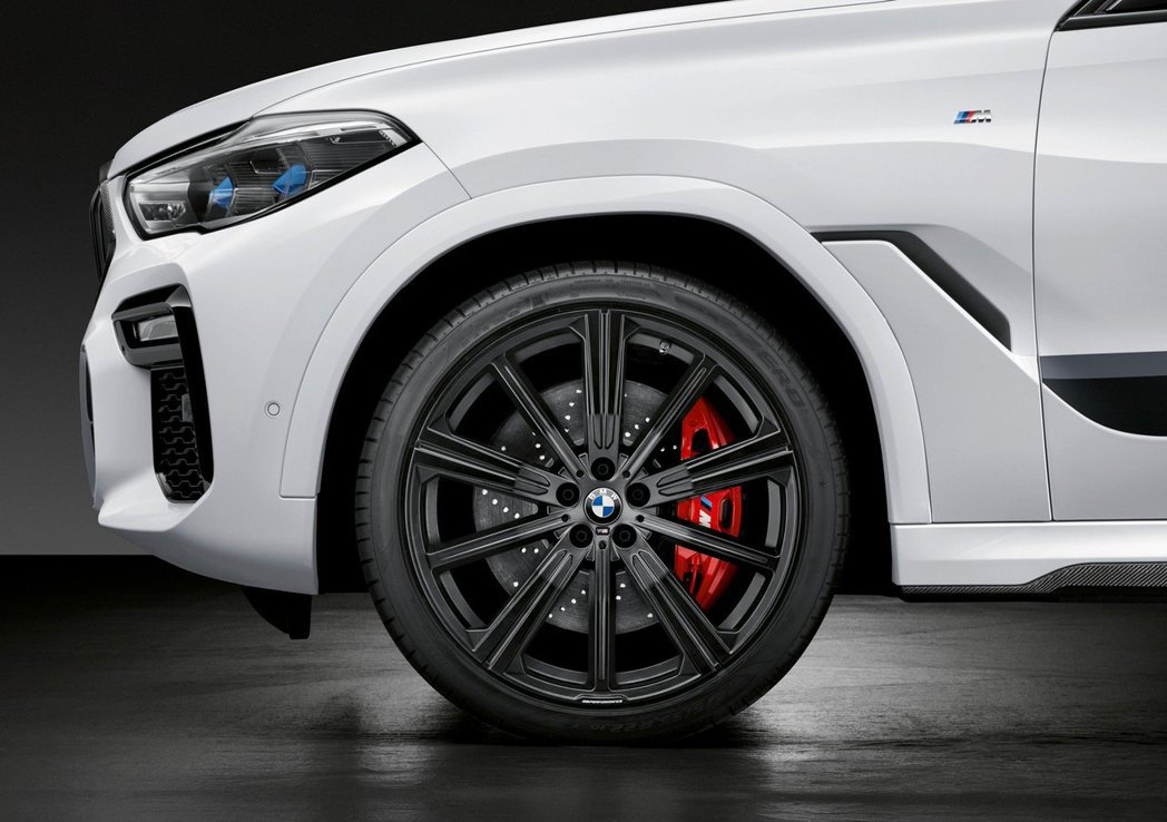 BMW X5 M、X6 M與其所對應的Competition版本,換上了全新M ...