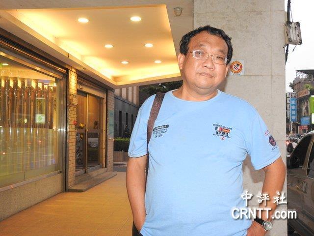 政治評論員陳淞山認為,柯文哲沒有放棄親民黨這張門票。圖/中評會提供