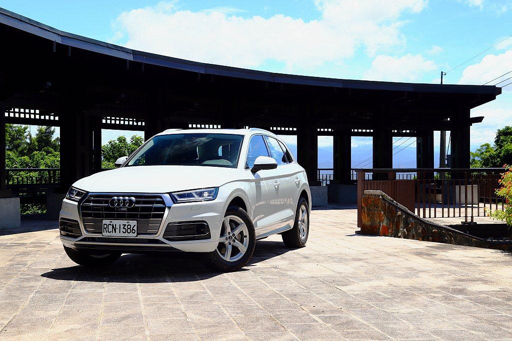 新年式Audi Q5刪去柴油動力並將汽油簡化為45 TFSI quattro A...