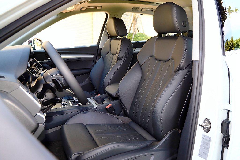 Audi Q5 45 TFSI quattro Premium Plus車型升級...
