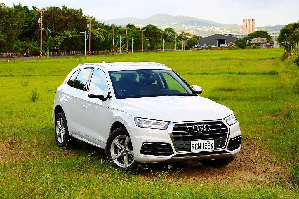 Audi品牌所強調的未來科技在Q5上表露無遺,更在今年中就完成車型配備調整,這點...