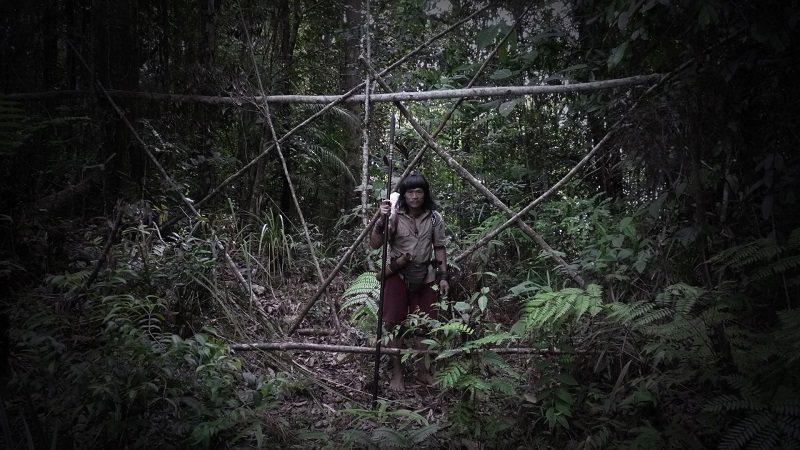 《本南人無盡的抵抗之歌》劇照。 圖/台灣國際民族誌影展提供