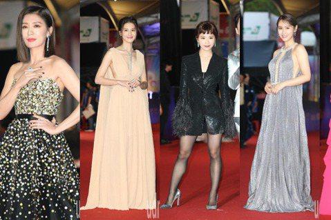 第54屆金鐘獎紅毯現場星光熠熠,今年女星們征戰紅毯的服裝以深V、褲裝居多,而這屆的女星們大膽嘗試許多顏色,不像以往多看到黑、白等基本色系,今年的紅毯星光可以說是色彩繽紛,比之前還要活潑許多。接著就讓...
