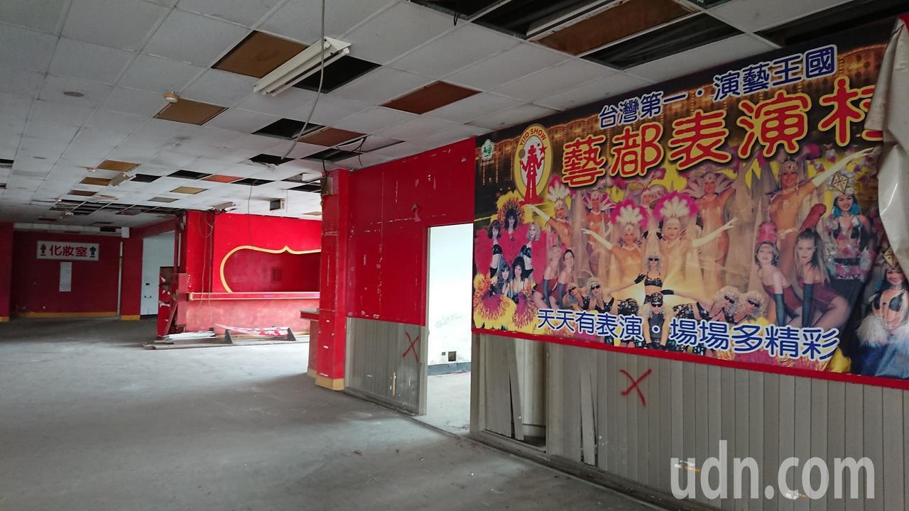 活化蚊子館 水牛厝表演館將打造成農產品觀光驛站