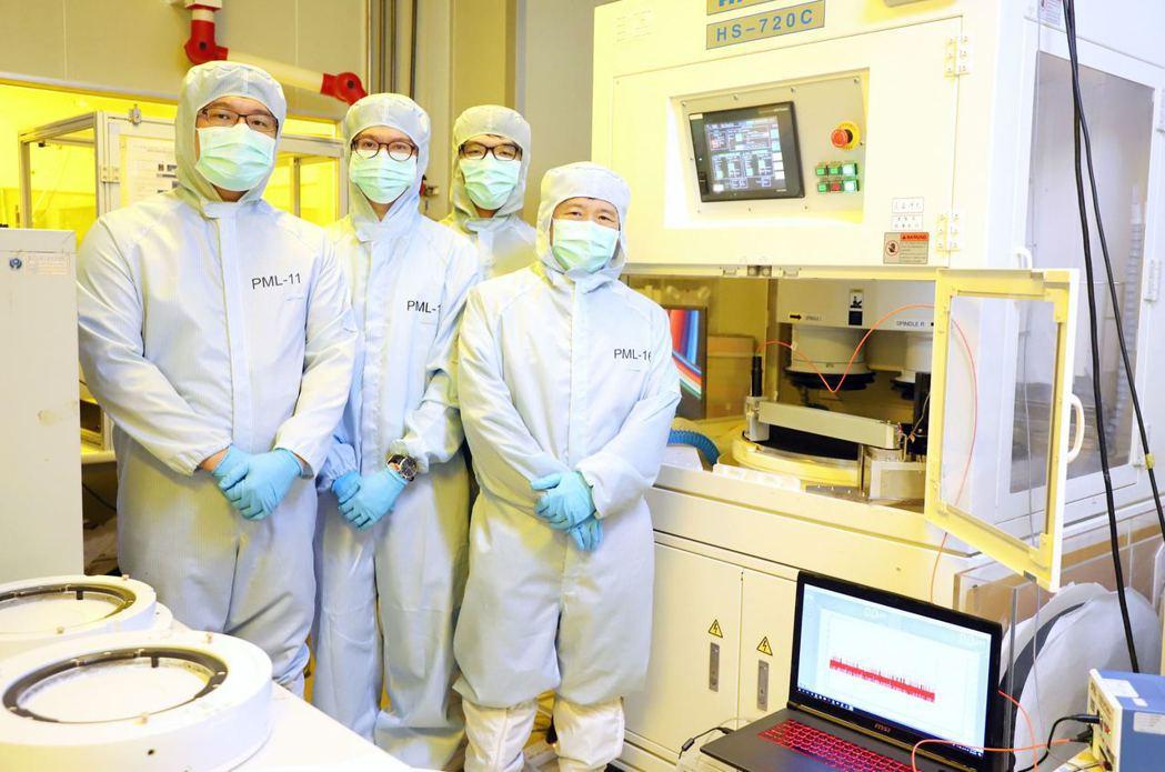 台灣科技大學與大量科技合作,針對半導體製程的耗材「拋光墊」,開發智慧動態監控系統...
