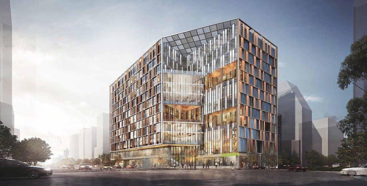 南門市場模擬圖曝光 建築師操刀引入自然光與設計感