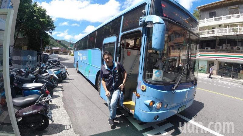 基隆市首條跳蛙公車「安樂內湖線」,10月起調整班次時間,請民眾注意。圖/林沛祥辦公室提供