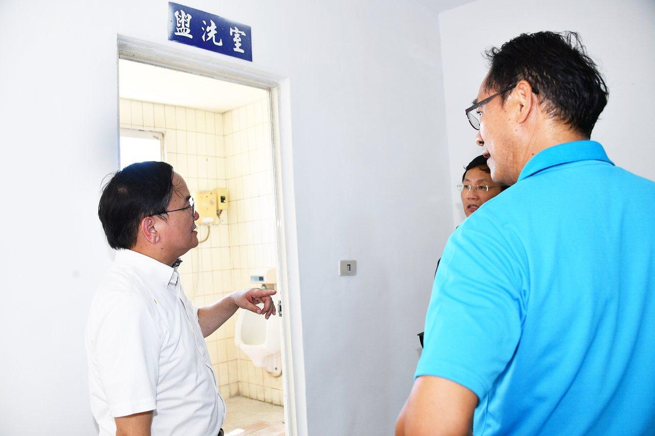 劉櫂豪爭取政院補助1.48億元 台東39校近萬學子受惠
