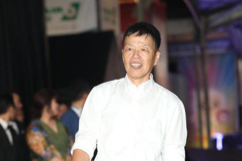 王小棣、江沂宸 、 葉慈毓走星光大道。