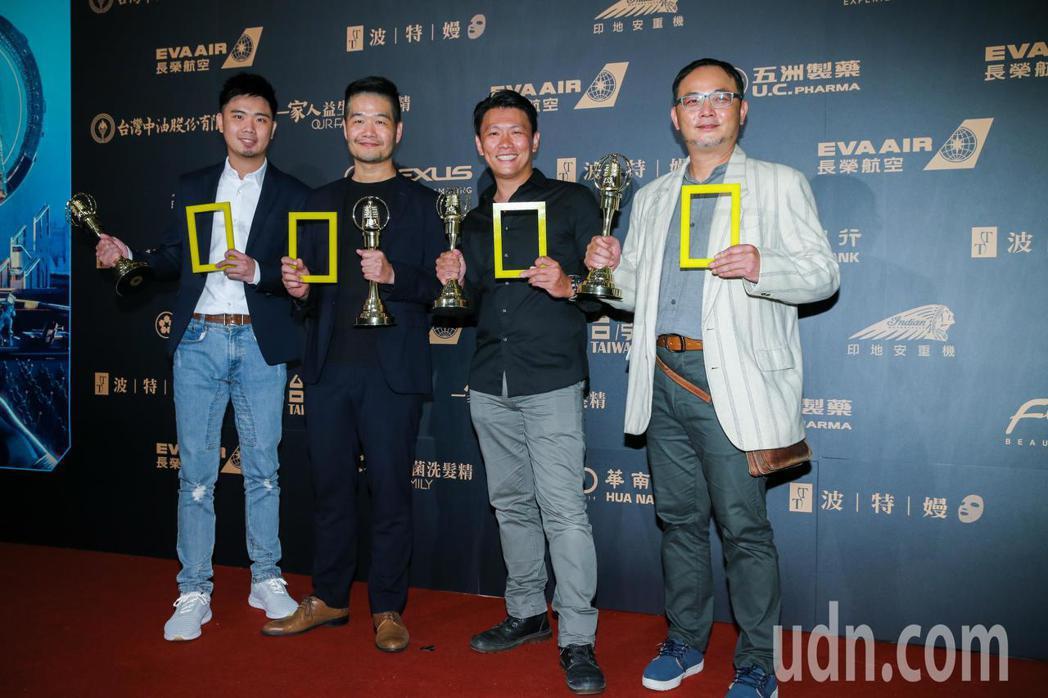 第54屆電視金鐘獎非戲劇類節目攝影獎由透視內幕棲蘭秘境馬拉松團隊,包括楊守義、彭...