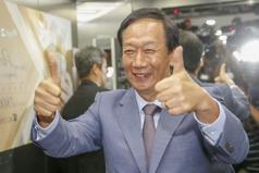 柯文哲2年後要退休 郭台銘點名他最夠格當台北市長