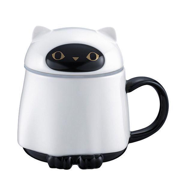 圖/黑貓精靈造型馬克杯。售價NT880。容量:12OZ。