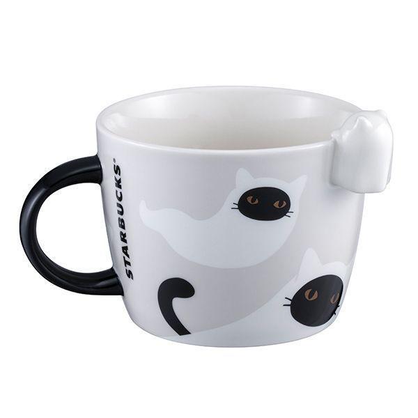 圖/黑貓精靈派對馬克杯。售價NT580。容量:12OZ。