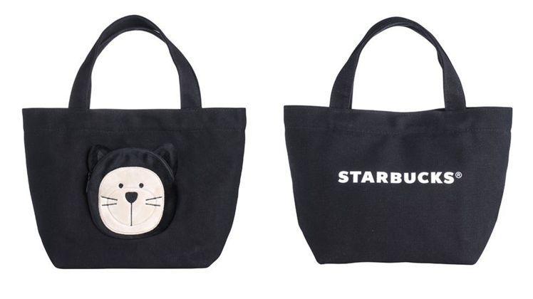 圖/黑貓小熊萬用提袋。售價NT650。