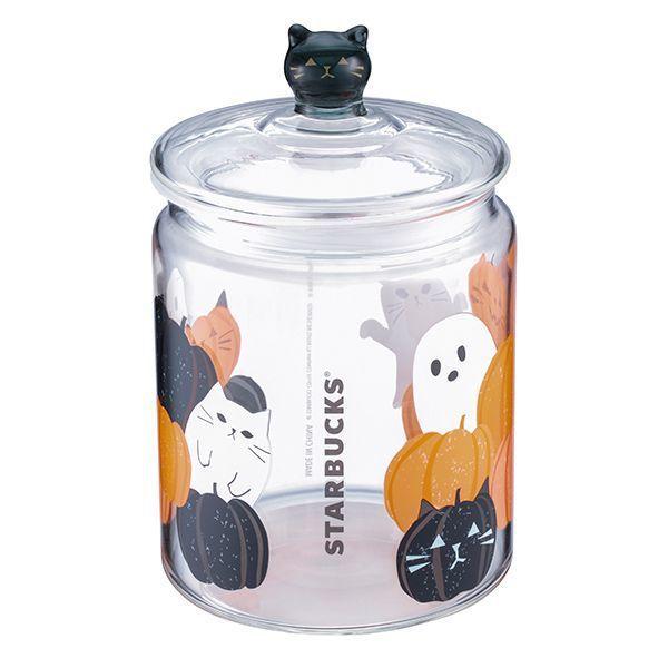 圖/黑貓精靈派對玻璃罐。售價NT900。
