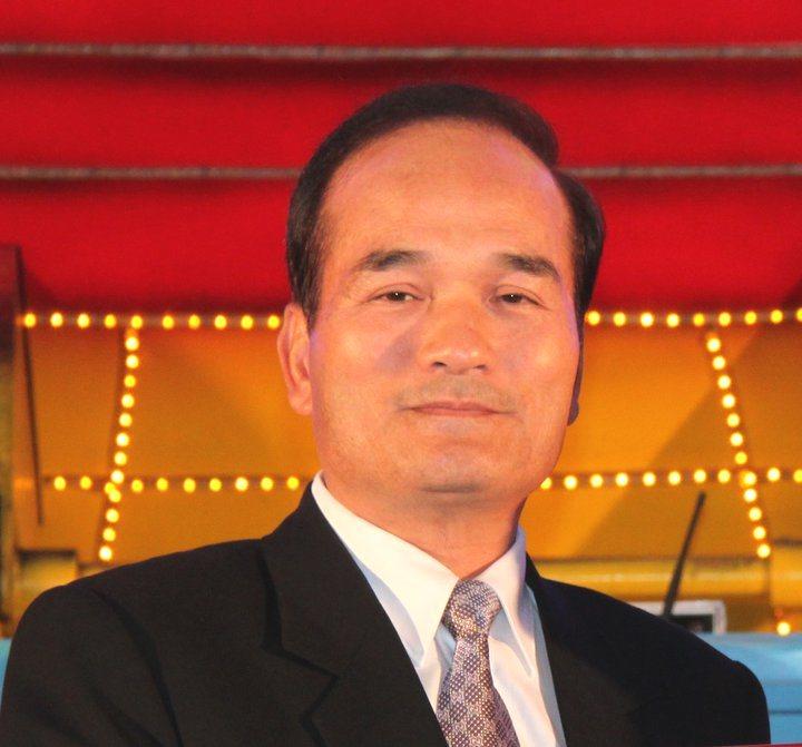 宏華營造公司老闆是國民黨中常委陳宗興。圖/取自陳宗興臉書