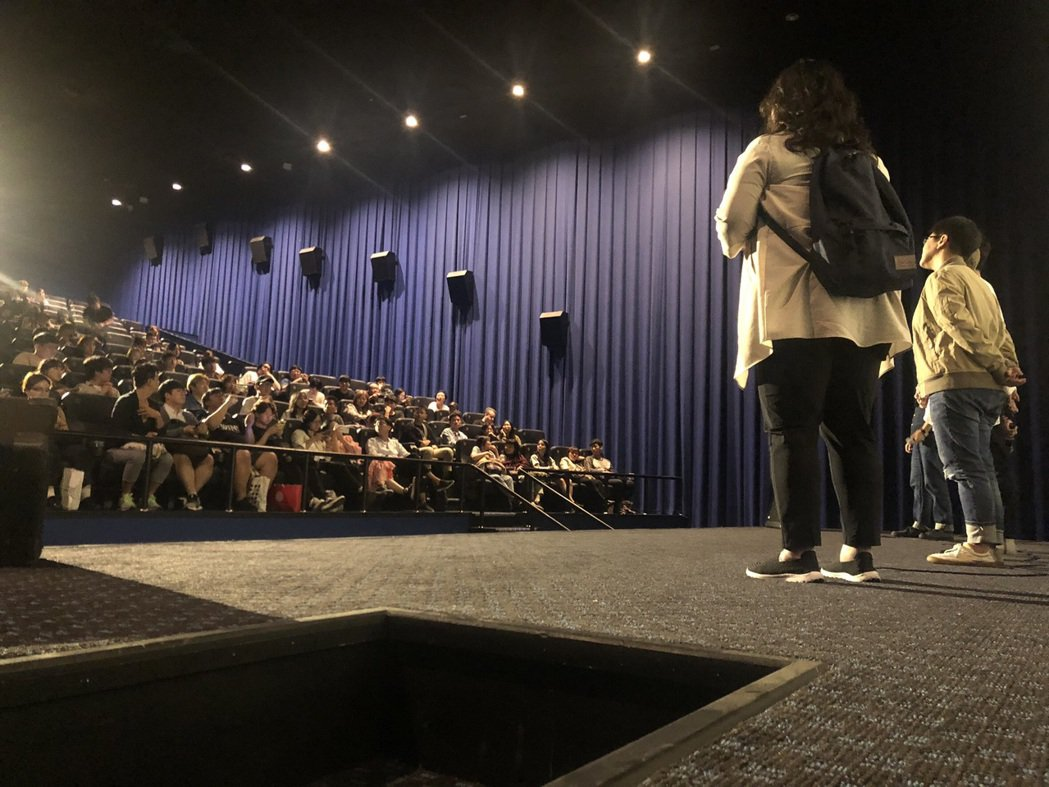 「返校」釜山影展映後。圖/牽猴子提供