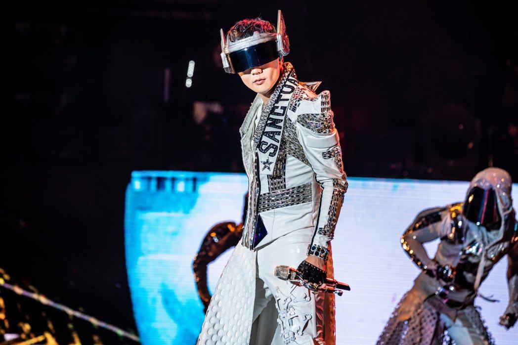 JJ的「聖所」巡演昨晚於天津開唱。圖/JFJ Productions