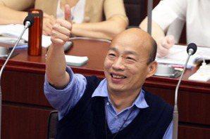 調整選戰步伐 韓國瑜連2個周末沒排造勢行程