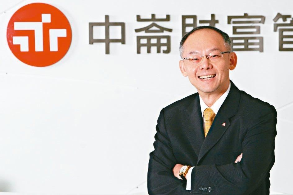 永豐金控首席經濟學家黃蔭基。圖/永豐提供