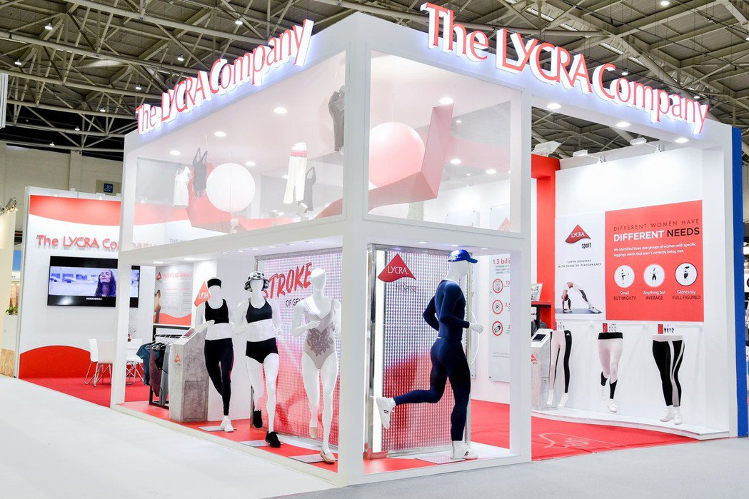 The LYCRA Company/提供