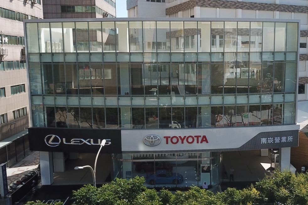 桃苗豐田汽車南崁旗艦店開幕 TOYOTA & LEXUS雙品牌進駐營運