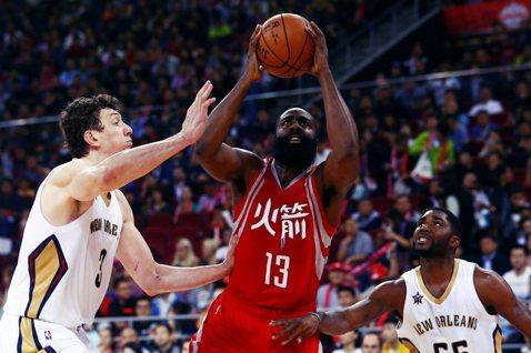 NBA「挺香港」風波:中國暴怒,舉國制裁休士頓火箭隊