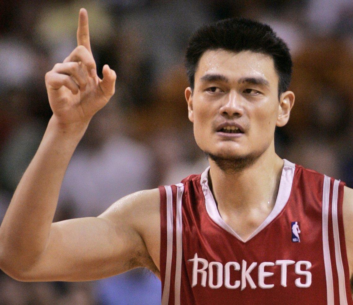 由於姚明的關係,火箭隊一直是中國國內最受歡迎、支持者最多的NBA球隊。而在200...
