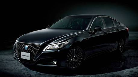 Toyota Crown推出Sport Style特仕版!日規轎車巔峰之作 再添新氣象