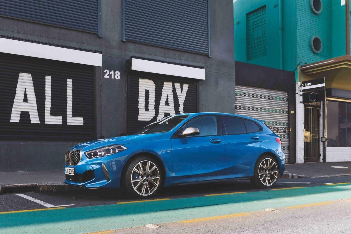 全新世代BMW 1系列即將登場 售價159萬起