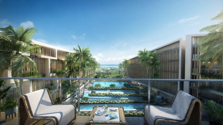 現代人度假旅遊觀念提升,對酒店設施配備要求也越趨高檔。 益立信海外房產集團/提供