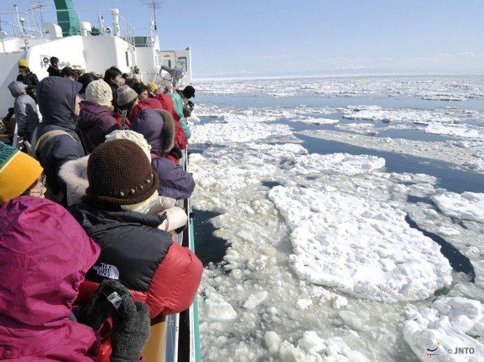 ▲北海道流冰一日遊-紋別流冰(圖/©Hokkaido Tourism Organ...