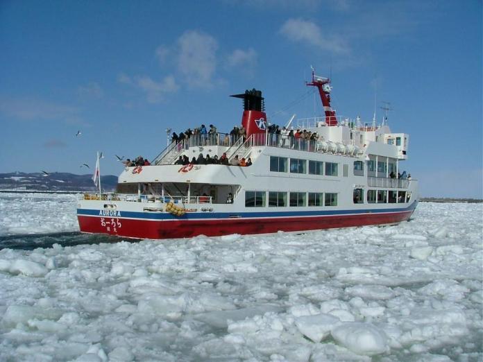 ▲北海道破冰船-Aurora極光號。(圖/Tripbaa趣吧!亞洲自由行專家)