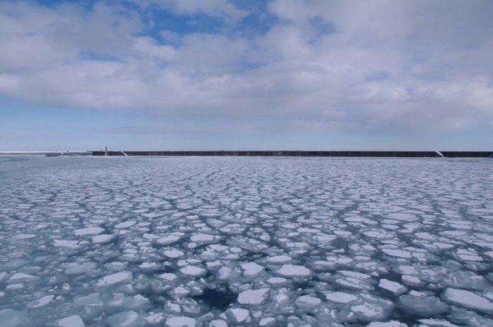 ▲北海道流冰一日遊-紋別流冰(圖/©JNTO)